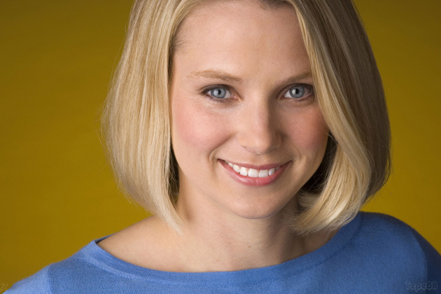 Marissa Mayer  a nova CEO da Yahoo